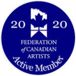 Federation of Canadian Artists - Active Member